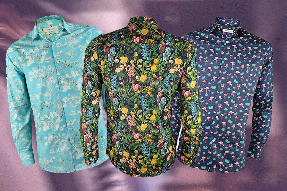 leuke blouses met print