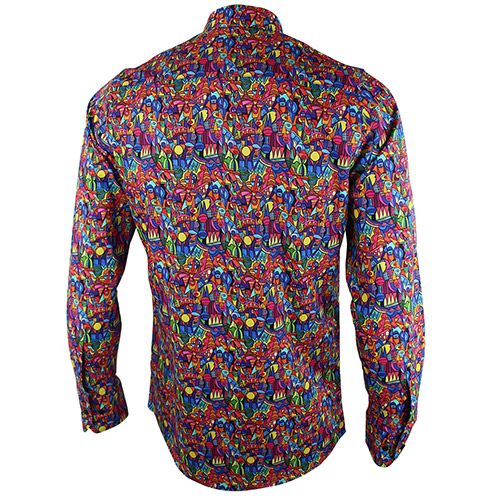 dutch design shirt edward-teeuw