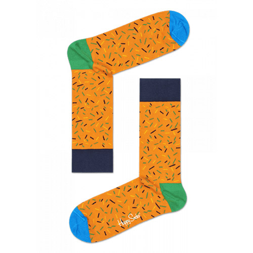 happy socks happy birthday confetti