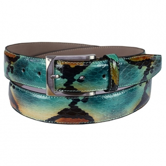 Color print riem