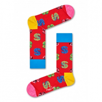 happy socks andy warhol dollar