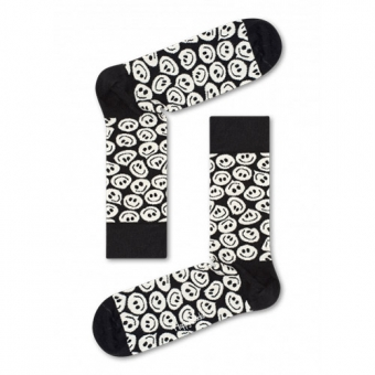 Happy Socks Black & White Giftbox