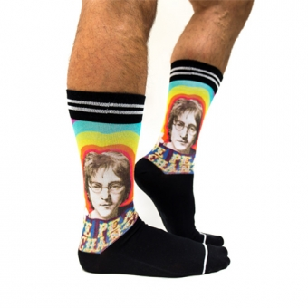 sock my feet john lennon